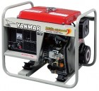 Yanmar YDG 2700 N-5EB2 electric