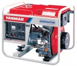 Yanmar YDG 3700 N-5EB2 electric
